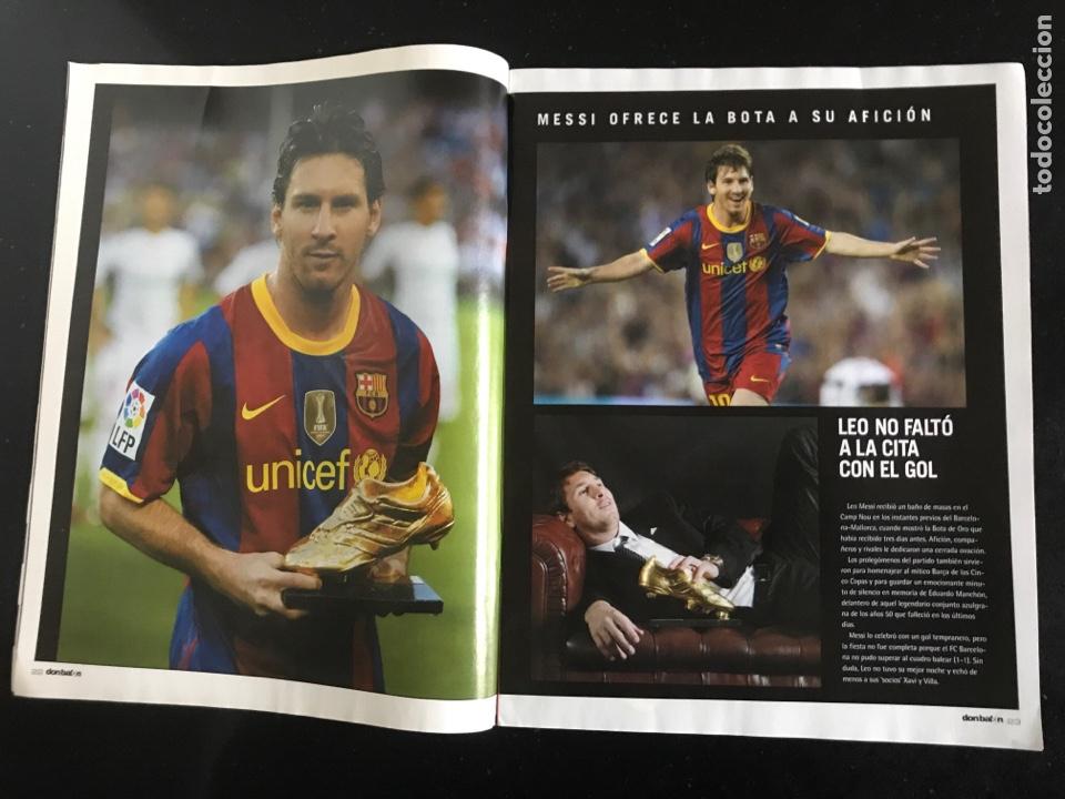 Coleccionismo deportivo: Fútbol don balón 1823 - Messi - Póster De Gea Atlético - Benzema Madrid - Aduriz - Berbatov - Foto 2 - 168201494