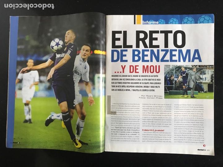 Coleccionismo deportivo: Fútbol don balón 1823 - Messi - Póster De Gea Atlético - Benzema Madrid - Aduriz - Berbatov - Foto 3 - 168201494