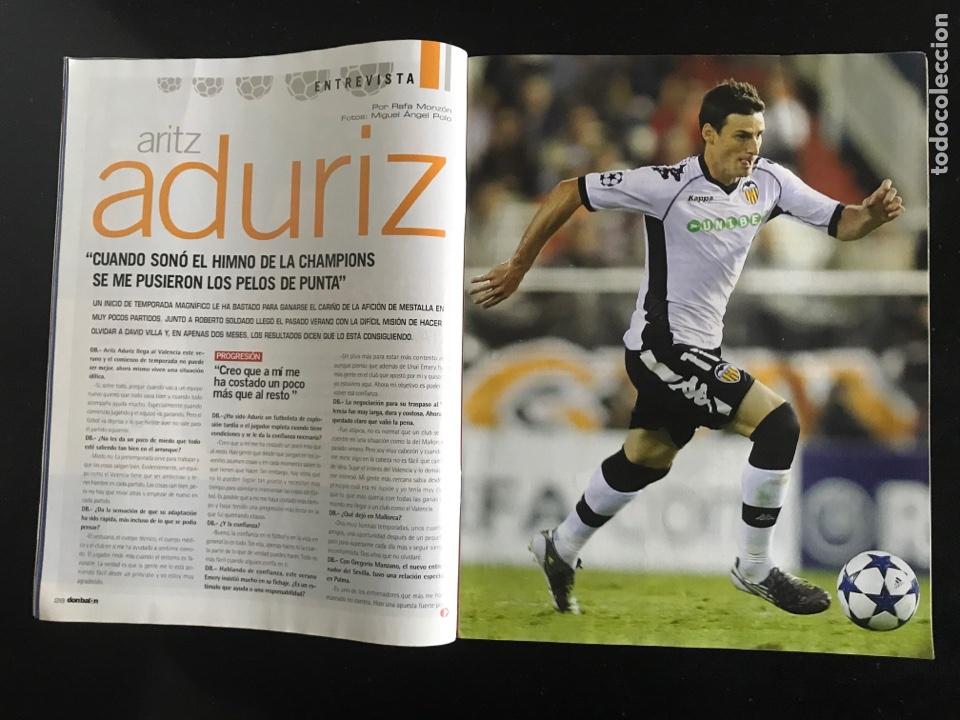 Coleccionismo deportivo: Fútbol don balón 1823 - Messi - Póster De Gea Atlético - Benzema Madrid - Aduriz - Berbatov - Foto 4 - 168201494