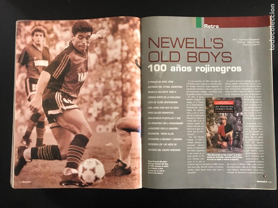 Coleccionismo deportivo: Fútbol don balón 1488 - Póster Mista - Madrid - Barcelona - Djalminha Deportivo - Newells Old boys - Foto 4 - 168250090