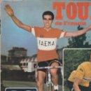 Coleccionismo deportivo: TOUR DE FRANCIA. AS CICLISMO NÚMERO EXTRAORDINARIO. 1971. Lote 168587680