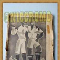 Coleccionismo deportivo: ESPECIAL MARCA REAL MADRID BODAS DE ORO 1902 AL 1952 SON 48 PAGINAS VER FOTOS PARA ESTADO. Lote 168687408