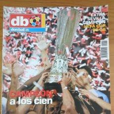 Coleccionismo deportivo: EXTRA DON BALÓN N°84 SEVILLA CAMPEÓN UEFA CUP LEAGUE 05-06. Lote 168835636