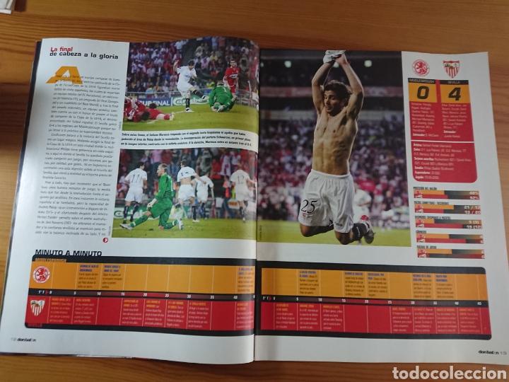 Coleccionismo deportivo: EXTRA DON BALÓN N°84 SEVILLA CAMPEÓN UEFA CUP LEAGUE 05-06 - Foto 6 - 168835636