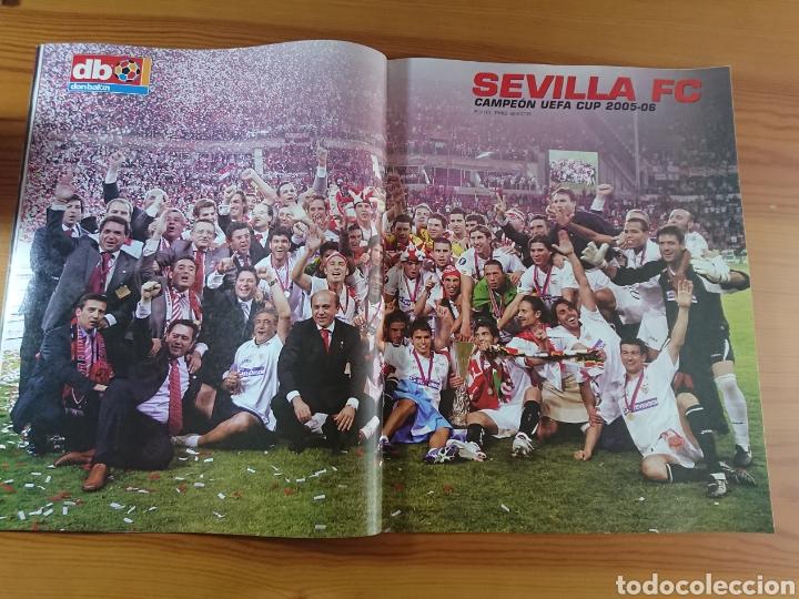 Coleccionismo deportivo: EXTRA DON BALÓN N°84 SEVILLA CAMPEÓN UEFA CUP LEAGUE 05-06 - Foto 7 - 168835636