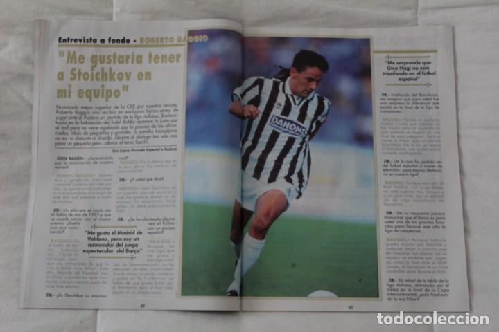 Coleccionismo deportivo: REVISTA DON BALÓN. Nº 1000 AÑO 1994 - Foto 3 - 169310816