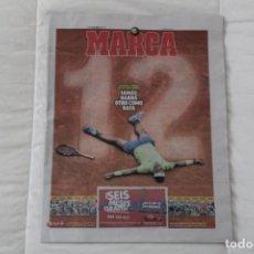 Coleccionismo deportivo: DIARIO MARCA 10/06/2019 RAFA NADAL LEYENDA ETERNA EN ROLAND GARROS.(EDICIÓN ESPECIAL COLECCIONISTA). Lote 169311960