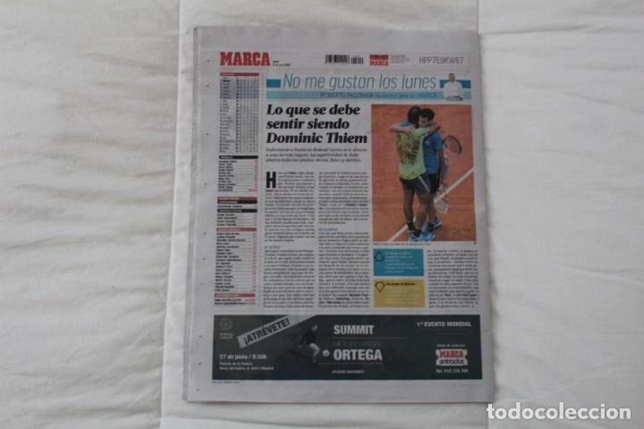 Coleccionismo deportivo: LOTE DIARIO MARCA RAFA NADAL LEYENDA ESPECIALES ROLAND GARROS DOCE Y TRECE.TENIS. - Foto 10 - 169311960