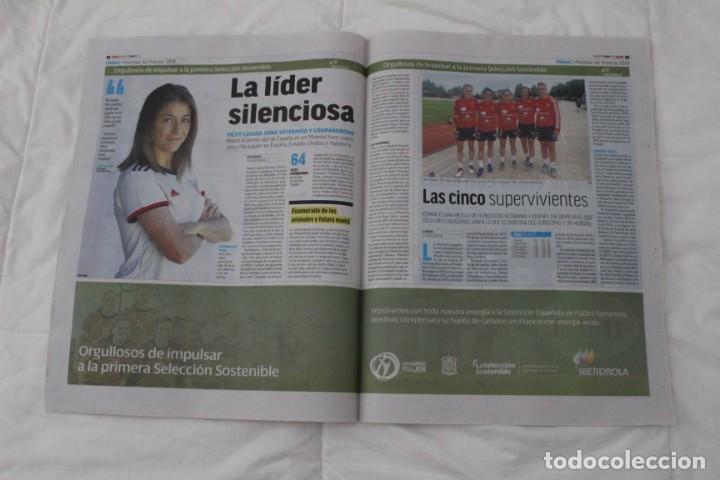 Coleccionismo deportivo: DIARIO MARCA 07/06/2019 BIENVENIDO AL CLUB DE LOS CIEN. HAZARD FICHA POR EL REAL MADRID - Foto 4 - 169322036