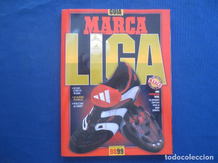 GUÍA MARCA LIGA 98/99 - ANUARIO 1998 (Coleccionismo Deportivo - Revistas y Periódicos - Marca)
