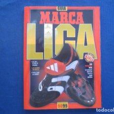 Coleccionismo deportivo: GUÍA MARCA LIGA 98/99 - ANUARIO 1998. Lote 169406768