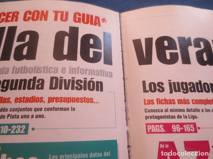 Coleccionismo deportivo: GUÍA MARCA LIGA 98/99 - ANUARIO 1998 - Foto 4 - 169406768