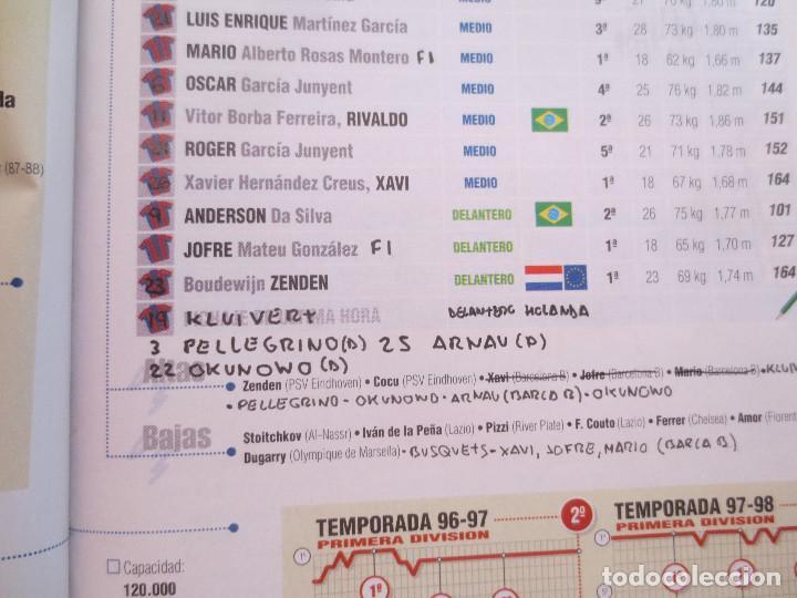 Coleccionismo deportivo: GUÍA MARCA LIGA 98/99 - ANUARIO 1998 - Foto 6 - 169406768