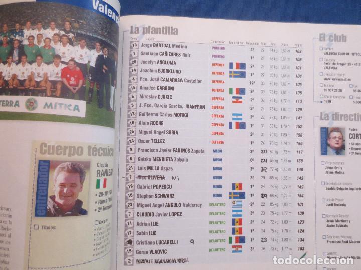Coleccionismo deportivo: GUÍA MARCA LIGA 98/99 - ANUARIO 1998 - Foto 9 - 169406768