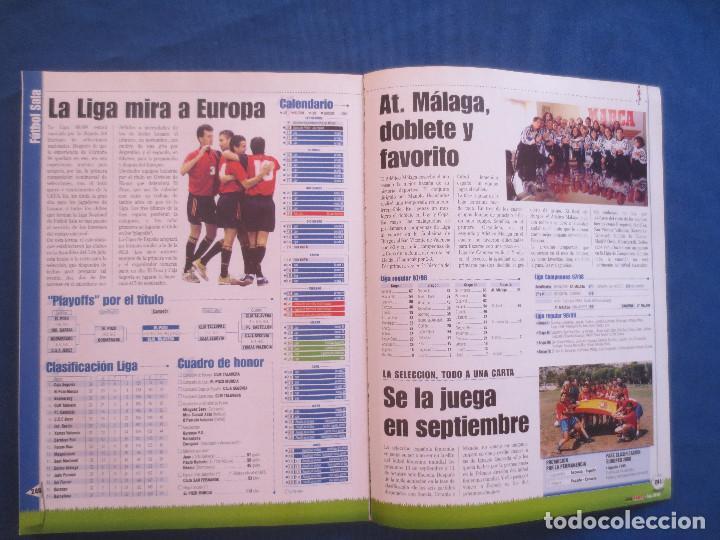 Coleccionismo deportivo: GUÍA MARCA LIGA 98/99 - ANUARIO 1998 - Foto 10 - 169406768
