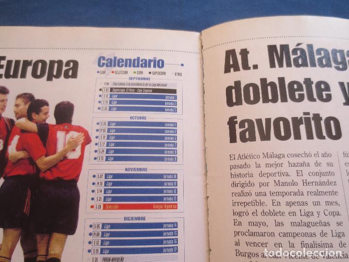 Coleccionismo deportivo: GUÍA MARCA LIGA 98/99 - ANUARIO 1998 - Foto 11 - 169406768