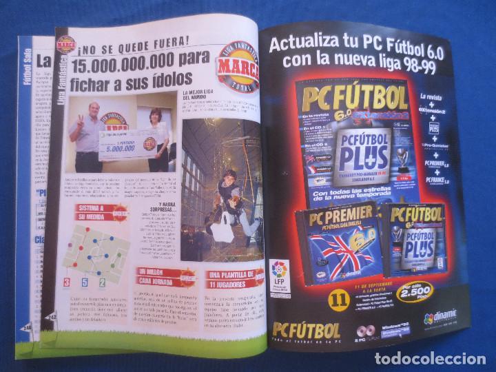 Coleccionismo deportivo: GUÍA MARCA LIGA 98/99 - ANUARIO 1998 - Foto 12 - 169406768