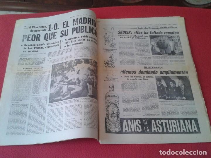 Coleccionismo deportivo: DIARIO MARCA Nº 12.734 DE 13 DICIEMBRE 1982 FÚTBOL CLUB BARCELONA REAL MADRID BILBAO...ACORRALADO... - Foto 4 - 169808584