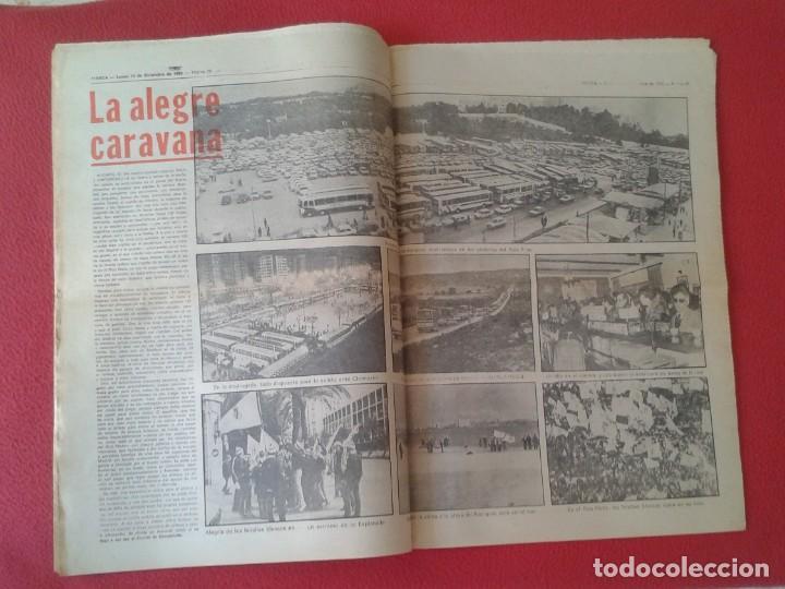 Coleccionismo deportivo: DIARIO MARCA Nº 12.734 DE 13 DICIEMBRE 1982 FÚTBOL CLUB BARCELONA REAL MADRID BILBAO...ACORRALADO... - Foto 10 - 169808584