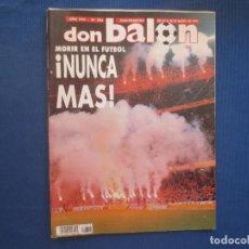 Coleccionismo deportivo: DON BALÓN N.º 856 AÑO XVII MARZO 1992. Lote 169865084