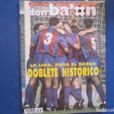 Coleccionismo deportivo: DON BALÓN N.º 867 AÑO XVII JUNIO 1992. Lote 169866172