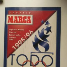 Coleccionismo deportivo: ANUARIO DEL DEPORTE 1995-96, DE MARCA. Lote 169888360