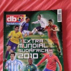 Coleccionismo deportivo: DON BALON EXTRA 121 MUNDIAL SUDAFRICA 2010. Lote 169900298