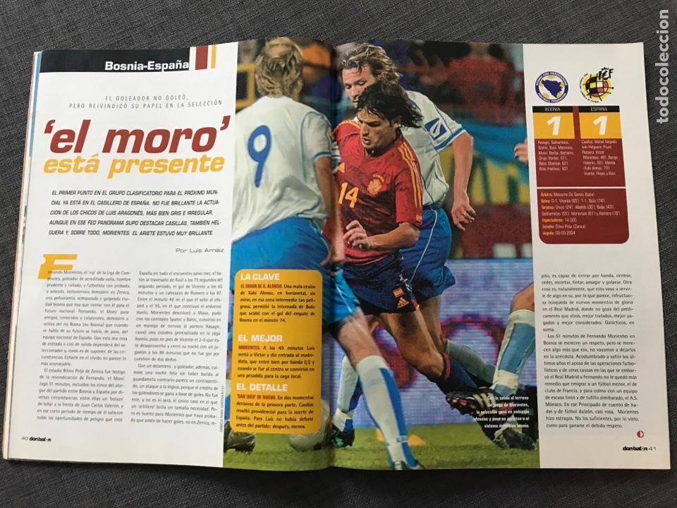 Coleccionismo deportivo: Fútbol don balón 1509 - Póster Zaragoza - Real Madrid - Copa Europa - Rogelio Betis - España - Foto 5 - 169913084