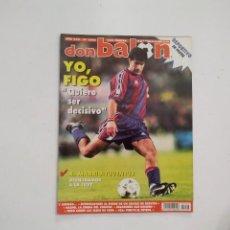Coleccionismo deportivo: DON BALON Nº 1063 POSTER DEPORTIVO. Lote 169955252