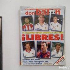 Coleccionismo deportivo: DON BALON Nº 1015 POSTER BETIS. Lote 169959976