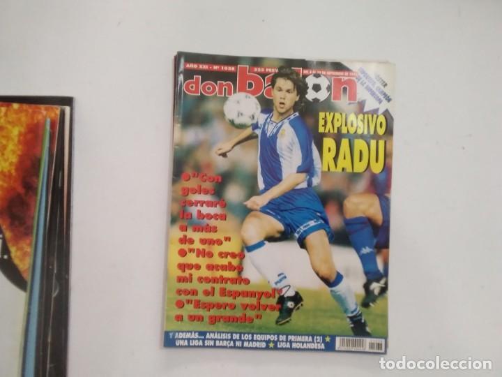 DON BALON Nº 1038 PÓSTER DEPORTIVO, CAMPEÓN DE LA SUPERCOPA (Coleccionismo Deportivo - Revistas y Periódicos - Don Balón)