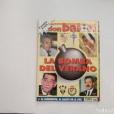 Coleccionismo deportivo: DON BALON Nº 1034 PÓSTER PENEV. Lote 169961216