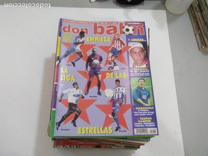 DON BALON Nº 1089 (Coleccionismo Deportivo - Revistas y Periódicos - Don Balón)