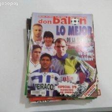 Coleccionismo deportivo: DON BALON Nº 1008 PÓSTER TENERIFE. Lote 169968520