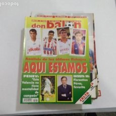 Coleccionismo deportivo: DON BALON Nº 1006 PÓSTER CELTA. Lote 169968660