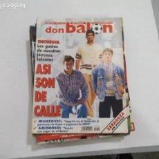 Coleccionismo deportivo: DON BALON Nº 1013 PÓSTER ZARAGOZA. Lote 169968824