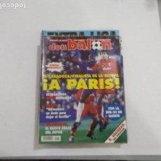 Coleccionismo deportivo: DON BALON Nº 1019 PÓSTER R. SOCIEDAD. Lote 169969928