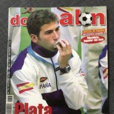 Coleccionismo deportivo: FÚTBOL DON BALÓN 1303 - ESPAÑA JUEGOS OLÍMPICOS - ATHLETIC - COPAS EUROPEAS - PSG - ESPANYOL. Lote 170001209