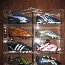 Coleccionismo deportivo: COLECCION LLAVEROS BOTAS DE FUTBOL. Lote 203182292