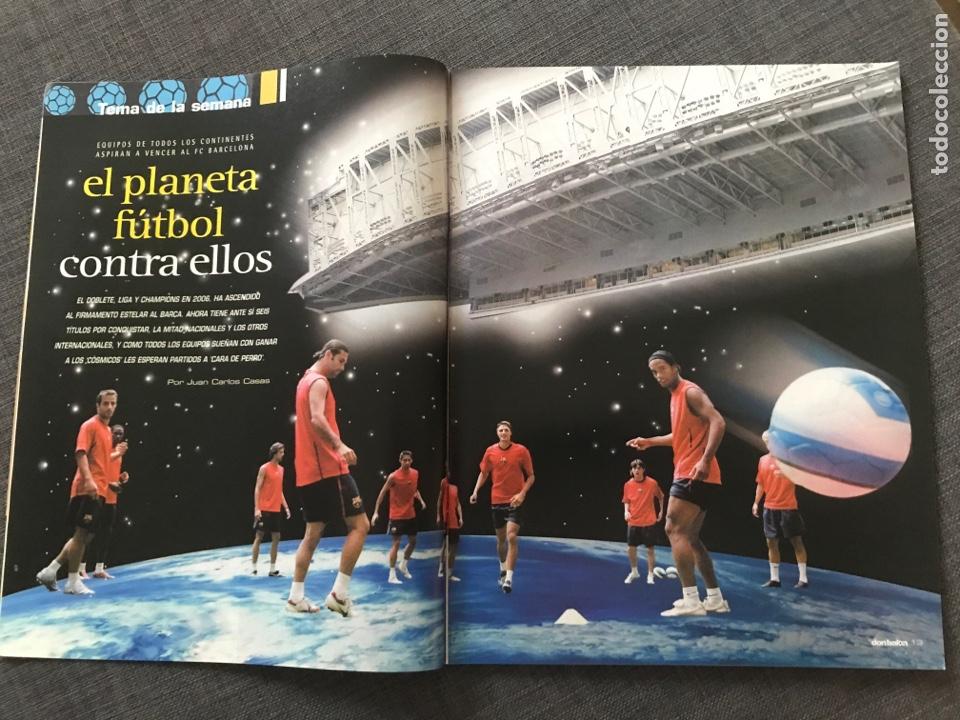 Coleccionismo deportivo: Fútbol don balón 1609 - Póster V. Nistelrooy - Barça - Espanyol - Osasuna - Charlton - Holanda - Foto 3 - 170116429