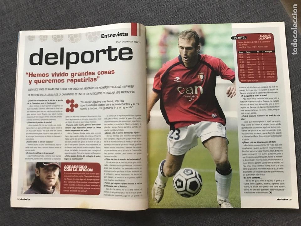 Coleccionismo deportivo: Fútbol don balón 1609 - Póster V. Nistelrooy - Barça - Espanyol - Osasuna - Charlton - Holanda - Foto 5 - 170116429