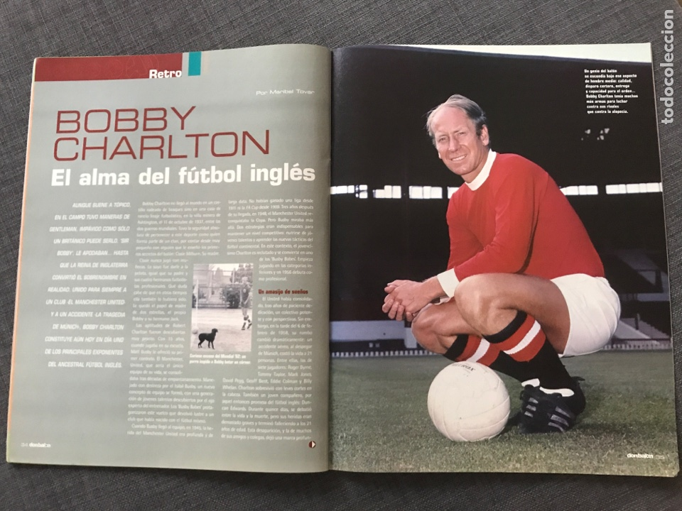 Coleccionismo deportivo: Fútbol don balón 1609 - Póster V. Nistelrooy - Barça - Espanyol - Osasuna - Charlton - Holanda - Foto 6 - 170116429