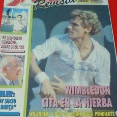 Coleccionismo deportivo: SPORT REVISTA N° 20 JUNIO 1988. Lote 171056667