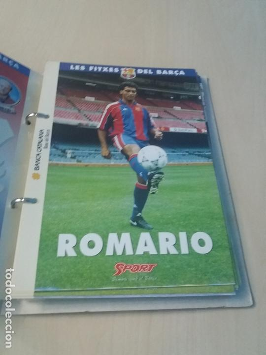 Coleccionismo deportivo: LES FITXES DEL BARÇA COMPLETO 39 FITXES - SPORT - CATALAN - Foto 4 - 171668682