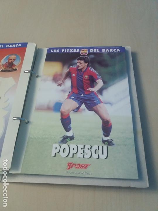 Coleccionismo deportivo: LES FITXES DEL BARÇA COMPLETO 39 FITXES - SPORT - CATALAN - Foto 29 - 171668682