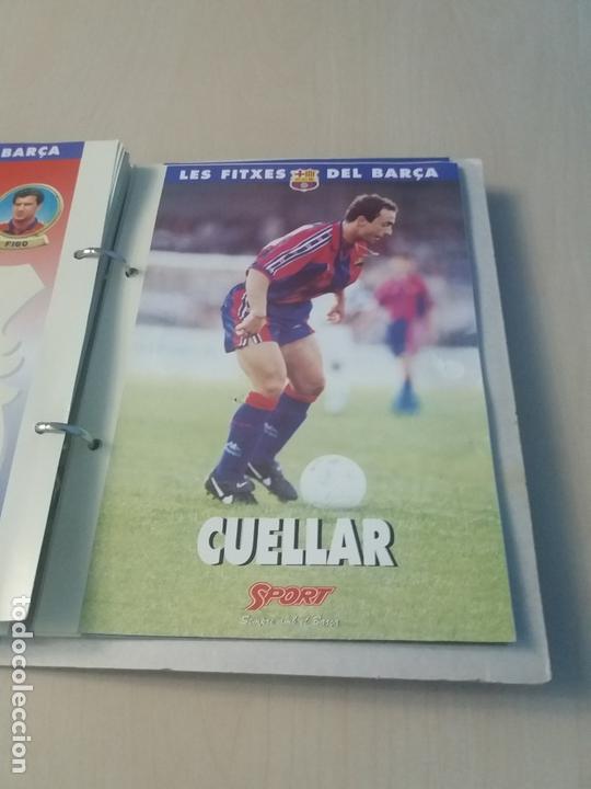 Coleccionismo deportivo: LES FITXES DEL BARÇA COMPLETO 39 FITXES - SPORT - CATALAN - Foto 32 - 171668682