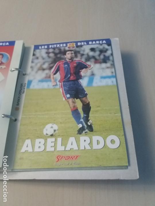 Coleccionismo deportivo: LES FITXES DEL BARÇA COMPLETO 39 FITXES - SPORT - CATALAN - Foto 33 - 171668682