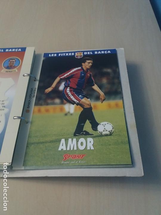 Coleccionismo deportivo: LES FITXES DEL BARÇA COMPLETO 39 FITXES - SPORT - CATALAN - Foto 35 - 171668682