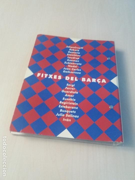 Coleccionismo deportivo: LES FITXES DEL BARÇA COMPLETO 39 FITXES - SPORT - CATALAN - Foto 41 - 171668682