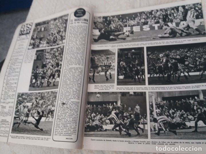 Coleccionismo deportivo: REVISTA AS COLOR N 38 8 FEBRERO 1972 IRIBAR IRURETA ZOCO MIGUEL ANGEL UWE SEELER POSTER KUBALA - Foto 5 - 172139070